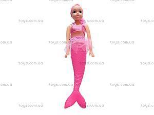Кукла-русалочка, 4 вида, 118AA, детские игрушки