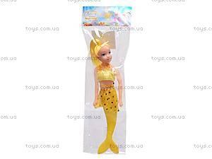 Кукла-русалочка, 4 вида, 118AA