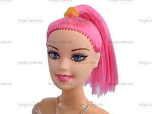 Кукла «Русалочка» со световыми и звуковыми эффектами, 228-7, детские игрушки