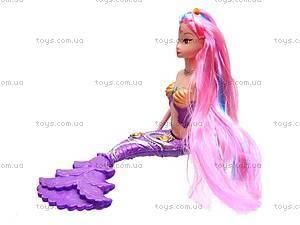 Кукла-русалочка для детей, 8388A, купить
