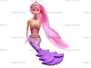 Кукла-русалочка для детей, 8388A