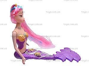 Кукла-русалочка для детей, 8388A, отзывы