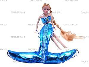 Кукла-русалочка с аксессуарами, 60652, отзывы