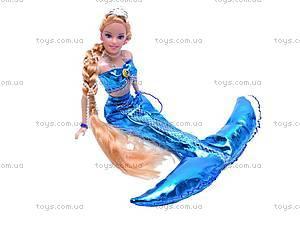 Кукла-русалочка с аксессуарами, 60652