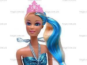 Кукла «Русалочка» с морским коньком, 8225, отзывы