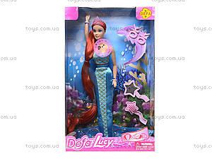 Кукла - русалочка с музыкой, 8230, купить
