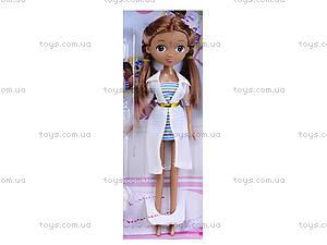 Детская кукла «Доктор Плюшева» с аксессуарами, G24, купить