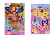 Кукла типа Winx на шарнирах, 36016А