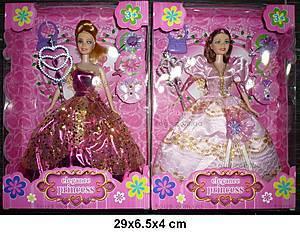 Кукла, с аксессуарами, 2 вида, 6105