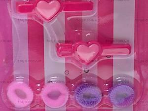 Кукла с аксессуарами для девочек, 22-13A, детские игрушки