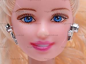 Кукла с аксессуарами и нарядами, 89088, детские игрушки