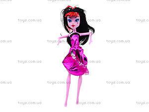 Кукла с аксессуарами Monster Girl, для детей , Q30-B12B22B32, купить