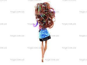 Кукла с аксессуарами Monster Girl, для детей , Q30-B12B22B32, отзывы
