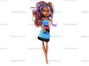 Кукла с аксессуарами Monster Girl, для детей , Q30-B12B22B32, игрушки