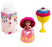 Кукла с ароматом «Cupcake Surprise» желтая, 1098, купить