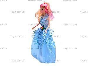 Кукла с большим гардеробом, 6688-1, купить