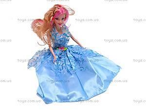 Кукла с большим гардеробом, 6688-1, магазин игрушек