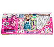 Кукла с дизайнерским набором, 805B, отзывы