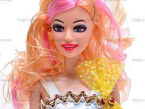 Кукла с гардеробом, 8865D, цена
