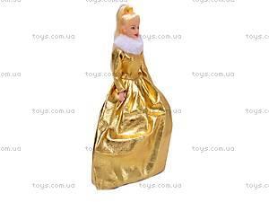 Кукла, с гардеробом и украшениями, 888A, купить