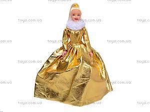 Кукла, с гардеробом и украшениями, 888A