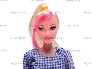 Кукла, с Кеном и ребенком, 33009, купить