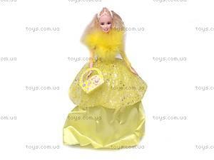 Кукла, с коллекцией одежды, 89067