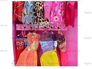 Кукла с комплектом платьев, 8010-A1, цена