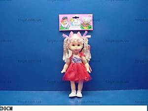 Кукла с косичками, 128V/3