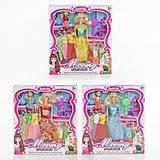 Кукла с красивым нарядом в коробке, TY10027, купить