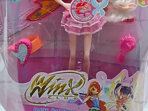 Кукла с крыльями Winx, 820, купить