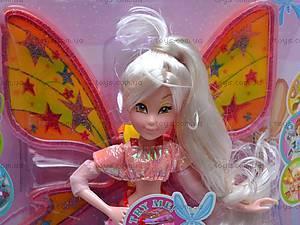 Кукла с крыльями Winx, 820, фото