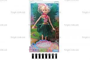 Кукла с крыльями «Фея леса», MJN711