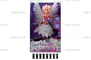 Кукла с крыльями Sparkle, MJN722