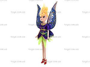 Кукла с крыльями «Фея», 8890, отзывы