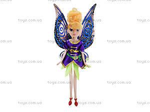Кукла с крыльями «Фея», 8890, цена