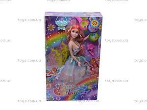 Кукла с крылышками бабочки, JX900-64, купить