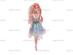 Кукла с крылышками бабочки, JX900-64, цена