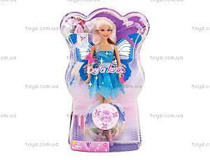 Кукла с крылышками Defa Lucy, 8135, купить
