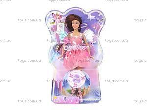 Кукла с крылышками Defa Lucy, 8135, фото