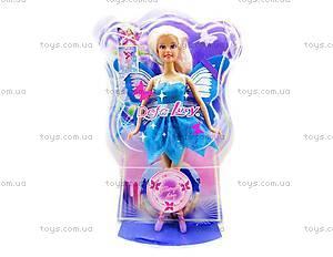 Кукла с крылышками Defa Lucy, 8135, отзывы