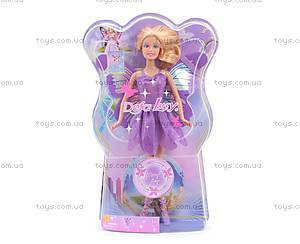 Кукла с крылышками Defa Lucy, 8135