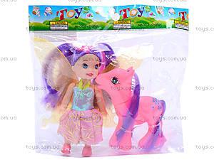 Кукла с лошадкой, 2023, купить