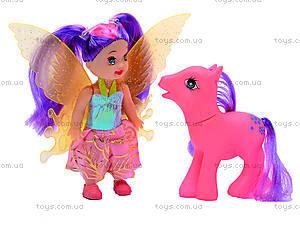 Кукла с лошадкой, 2023, фото