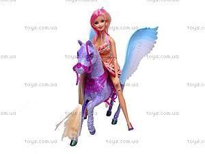 Кукла с лошадкой детская, 66406, купить