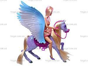 Кукла с лошадкой детская, 66406, отзывы