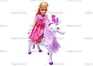 Кукла с лошадкой для девочек, 00507, купить