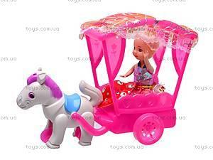 Кукла с лошадью и каретой, 338A