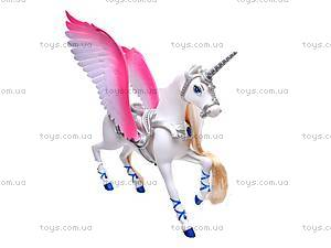 Кукла с лошадью и замком, 66319, фото