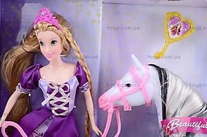 Кукла с лошадью «Рапунцель», 1372, купить